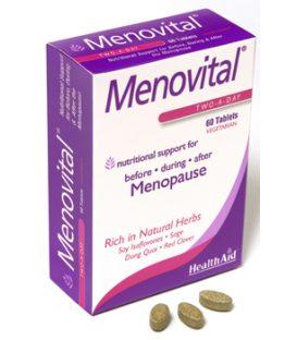 HEALTH AID MENOVITAL 60tbs