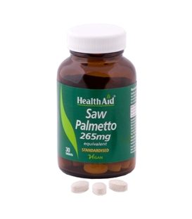 HEALTH AID SAW PALMETTO 265mg