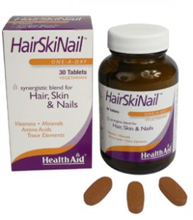 HEALTH AID HAIRSKINAIL 30caps