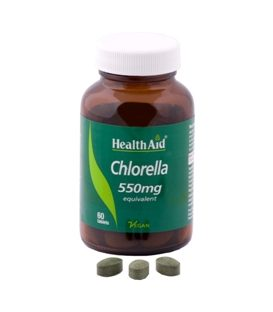 HEALTH AID CHLORELLA 60tbs