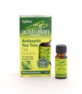 ANTISEPTIC TEA TREE NAIL SOLUTION 10ml