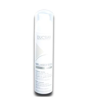 DUCRAY MELASCREEN SOIN ECLAT RICHE SPF 15 40ml