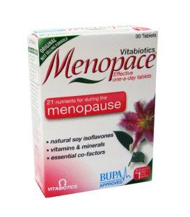 VITABIOTICS  MENOPACE