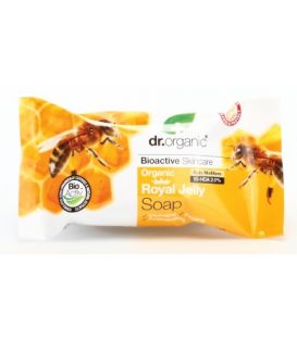 dr.organic Roayl Jelly Soap 100gr