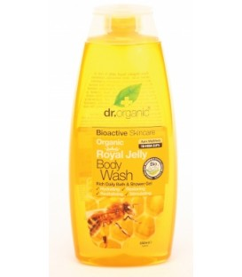 dr.organic Royal Jelly  Body Wash 250ml