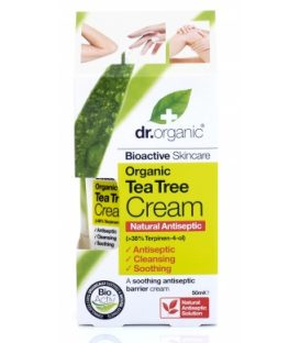 dr.organic Tee Trea Cream Antiseptic  50ml