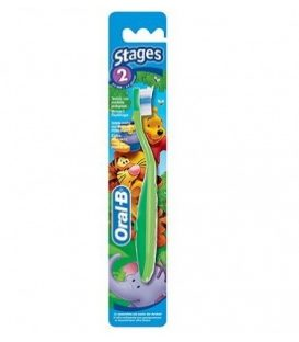 ORAL-B STAGE 2(2-4YEARS)