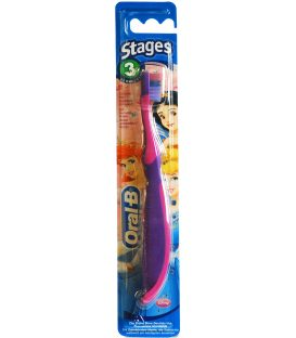 ORAL-B STAGE 3(5-7)years old.