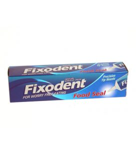 FIXODENT CREAM FOOD SEAL 40g