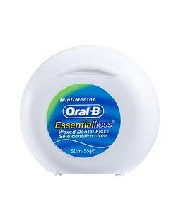 ORAL-B DENTAL FLOSS WAXED 50mm