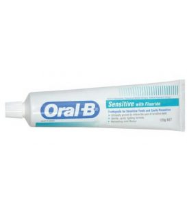 ORAL-B SENSITIVE TOOTHPASTE 75ml