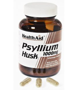 HEALTH AID PSYLLIUM HUSK 1000mg