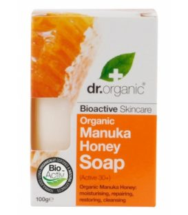 dr.organic Manuka  Honey Soap 100g