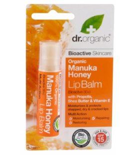 dr organic Manuka Honey Lip Balm