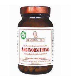 OLYMPIAN LABS ARGINORNITHINE  100caps