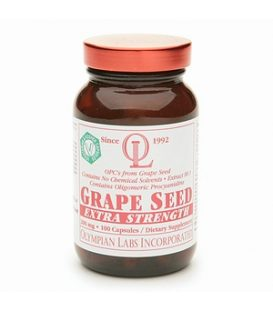OLYMPIAN LABS GRAPE SEED EXTRACT 400mg 100caps