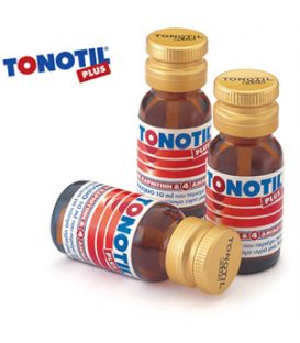 TONOTIL  plus 10*10 ampoules
