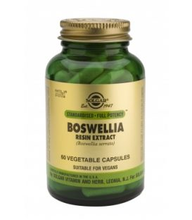 SOLGAR BOSWELLIA RESIN EXTRACT 60tbs