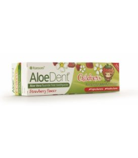 OPTIMA ALOE DENT CHILDREN'S  STRAWBERRY TOOTHPASTE