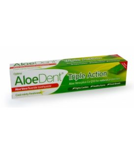 OPTIMA ALOE DENT TRIPLE ACTION WITH FLUORIDE 100ml
