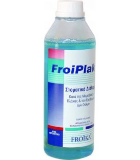 FROIPLAK DAILY MOUTHRINSE 500ml
