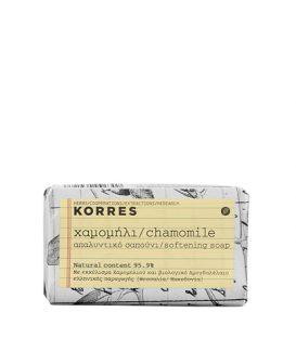 KORRES CHAMOMILE SOAP 125gr