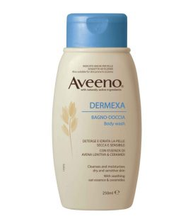 AVEENO  DERMEXA  BODY WASH  250ml