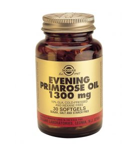 SOLGAR EVENING PRIROSE OIL 1300MG