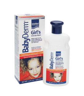 INTERMED BABYGIRL'S INTIMATE WASH