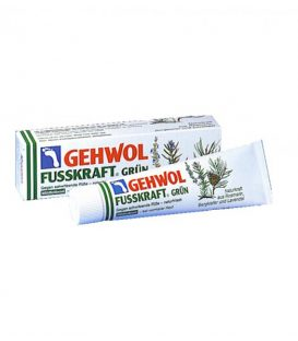GEHWOL  FUSSKRAFT GREEN 75ML