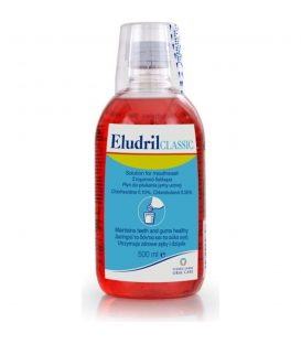 ELURIL CLASSIC MOUTHWASH 500ml