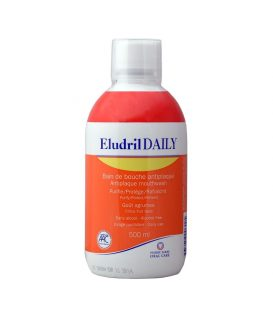 ELUDRIL DAILY MOUTHWASH  500ml