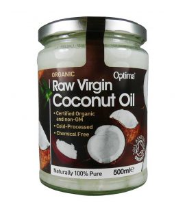 OPTIMA  COCONUT OIL 500gr