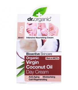 Dr.Organic Coconut Oil Day Cream 50ml