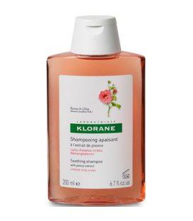 KLORANE PIVOINE SHAMPOO 200ml
