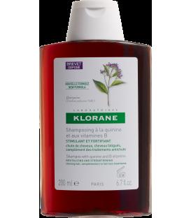 KLORANE SHAMPOO QUININE 200ml