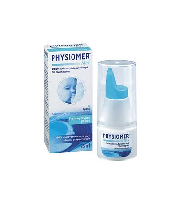 PHYSIOMER MINI 25ml