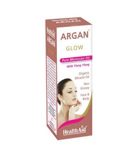 HEALTH AID SKIN CARE  ARGAN GLOW 60ml