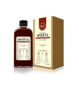 JOHN NOA WORT BEAUTY & HEALTH  SIROP CHOCOLATE  250ml