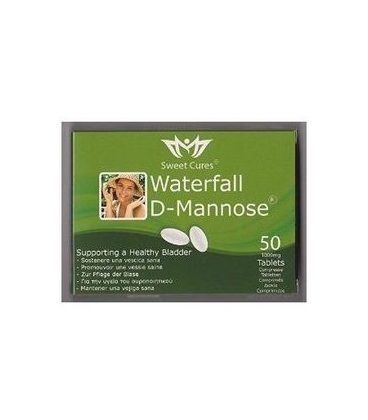 D MANNOSE WATERFALL  50caps