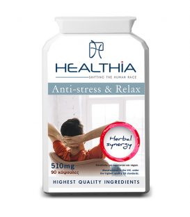 HEALTHIA Anti-Stress & Relax 510mg
