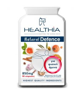 HEALTHIA Natural Defence 850mg