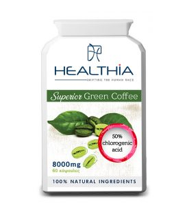 HEALTHIA Superior Green Coffee