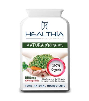 HEALTHIA Natura Premium 550mg