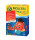 Moller's Omega-3 Kids 36 gummies strawberry