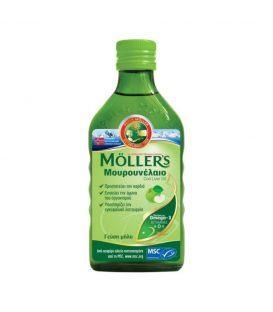 Moller's Μουρουνέλαιο Ομέγα 3 apple 20ml