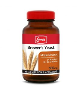 LANES  BREWER'S YEAST 300MG 400tbs