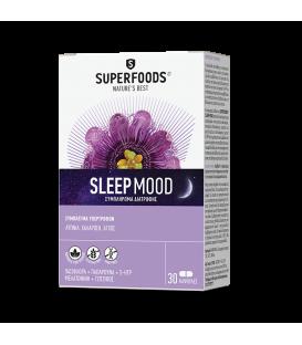 Superfoods Sleep Mood 30caps