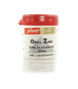 ORAL ZING  25mg 30s