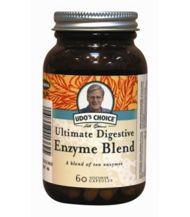 ULTIMATE DIGESTIVE ENZYMES 60CAPS